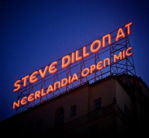 Neerlandia Open Mic Presents: Steve 'biggles' Dillon @ The Rhein Donau Club Inc. | Myaree | Western Australia | Australia